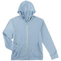 Boca Classics Islandwear Mens Solid Lightweight Hoodie
