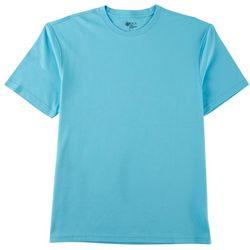 Boca Classics Mens Solid Crew Neck Pima T-Shirt