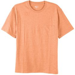 Boca Classics Mens Performance Pocket T-Shirt