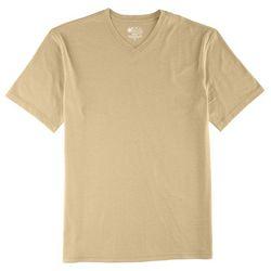 Boca Classics Mens Heather V-Neck T-Shirt