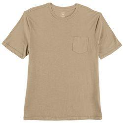 Boca Classics Islandwear Mens Negative Slub T-Shirt