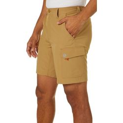 Flatwood Threads Mens Ripstop Cargo Shorts