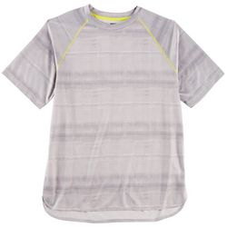 RB3 Active Mens Contrast Stitch Performance T-Shirt