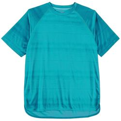 RB3 Active Mens Interlock Performance Raglan T-Shirt