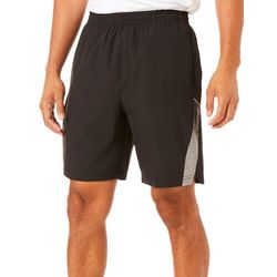 RB3 Active Mens Woven Elastic Athletic Shorts