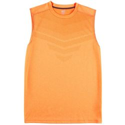 RB3 Active Mens Body Map Performance Tank Top