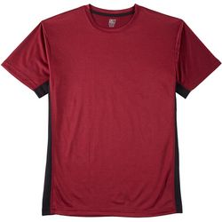 RB3 Active Mens Dotted Heather Performance T-Shirt