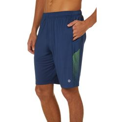 RB3 Active Mens Performance Knit Side Shorts