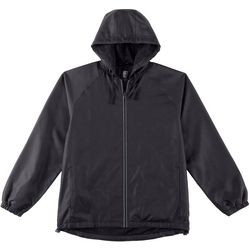 RB3 Active Mens Woven Zip Up Jacket
