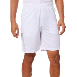 RB3 Active Mens Performance Solid Knit Shorts