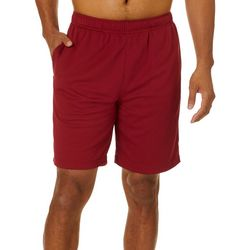 RB3 Active Mens Textured Athletic Woven Shorts