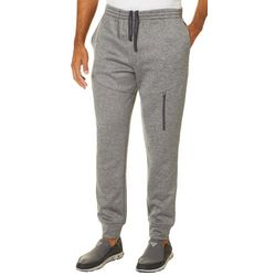 RB3 Active Mens Fleece Performance Jogger Pants