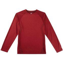 RB3 Active Mens Interlock Performance Raglan Sleeve T-Shirt
