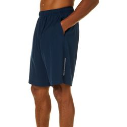 RB3 Active Mens Athletic Solid Woven Shorts