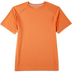 RB3 Active Mens Thin Stripe Short Sleeve T-Shirt