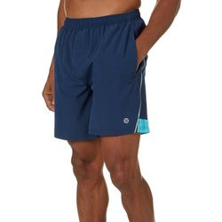 RB3 Active Mens Performance Woven Solid Shorts