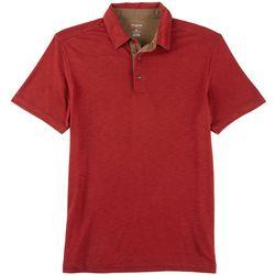Van Heusen Mens Air Heathered Polo Shirt