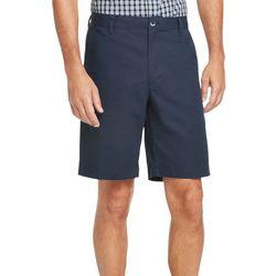 Van Heusen Mens Solid Classic Fit Shorts