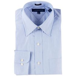 Tommy Hilfiger Mens Fineline Button Up Long Sleeve Shirt