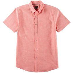 Lee Mens Alexander Chambray Short Sleeve Shirt