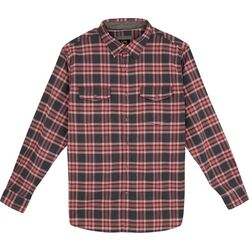 Lee Mens Stellan Plaid Pocket Button Down Shirt