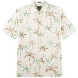 Weekender Mens Coco Grove Pocket Short Sleeve Shirt