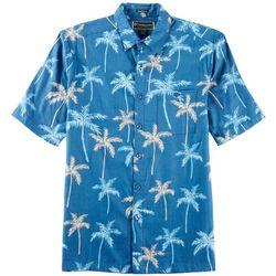 Weekender Mens Coco Grove Button Pocket Short Sleeve Shirt