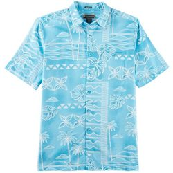 Weekender Mens Kaneohe Short Sleeve Shirt