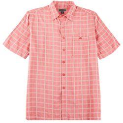 Weekender Mens Maro Reef Woven Short Sleeve Shirt