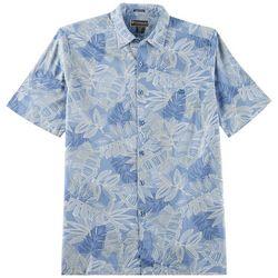 Weekender Mens Serenity Woven Short Sleeve Shirt