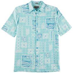 Weekender Mens Surf Tube Short Sleeve Shirt