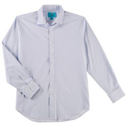Christian Aujard Mens Mini GraphStretch Collar Shirt