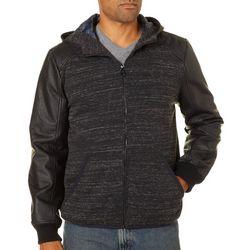 Urban Republic Mens Melange Jacket