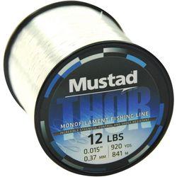 Mustad 12 lb. Thor Monofilament Fishing Line
