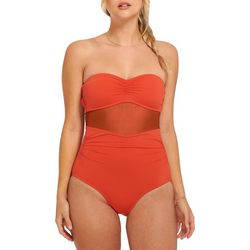 Everyday Sunday Womens Multiway One Piece Swimsuit