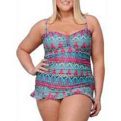 Noon Swim Plus Lido Shores Swimdress