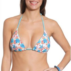 Sun and Sea Juniors Poseidon Reversible Triangle Top