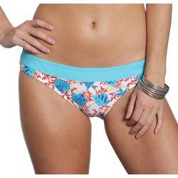 Sun and Sea Juniors Poseidon Side Tie Bikini Botto