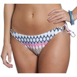 Sun and Sea Juniors Frequen-Sea Side Tie Brief