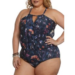 Sun and Sea Plus Enchanted Crossover Swimsuit