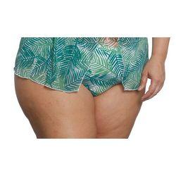 Plus Evergreen Swim Bottoms