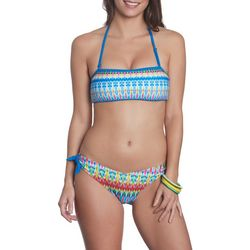 Sun and Sea Juniors California Dreaming Bandeau Bikini Top