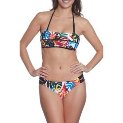 Sun and Sea Juniors Lilo Bandeau Bikini Top