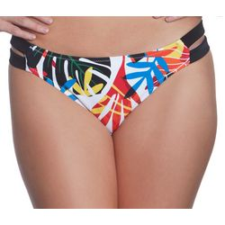 Juniors Lido Cut Out Swim Bottoms