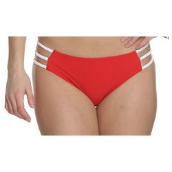 Juniors Rope Detail Bikini Bottoms