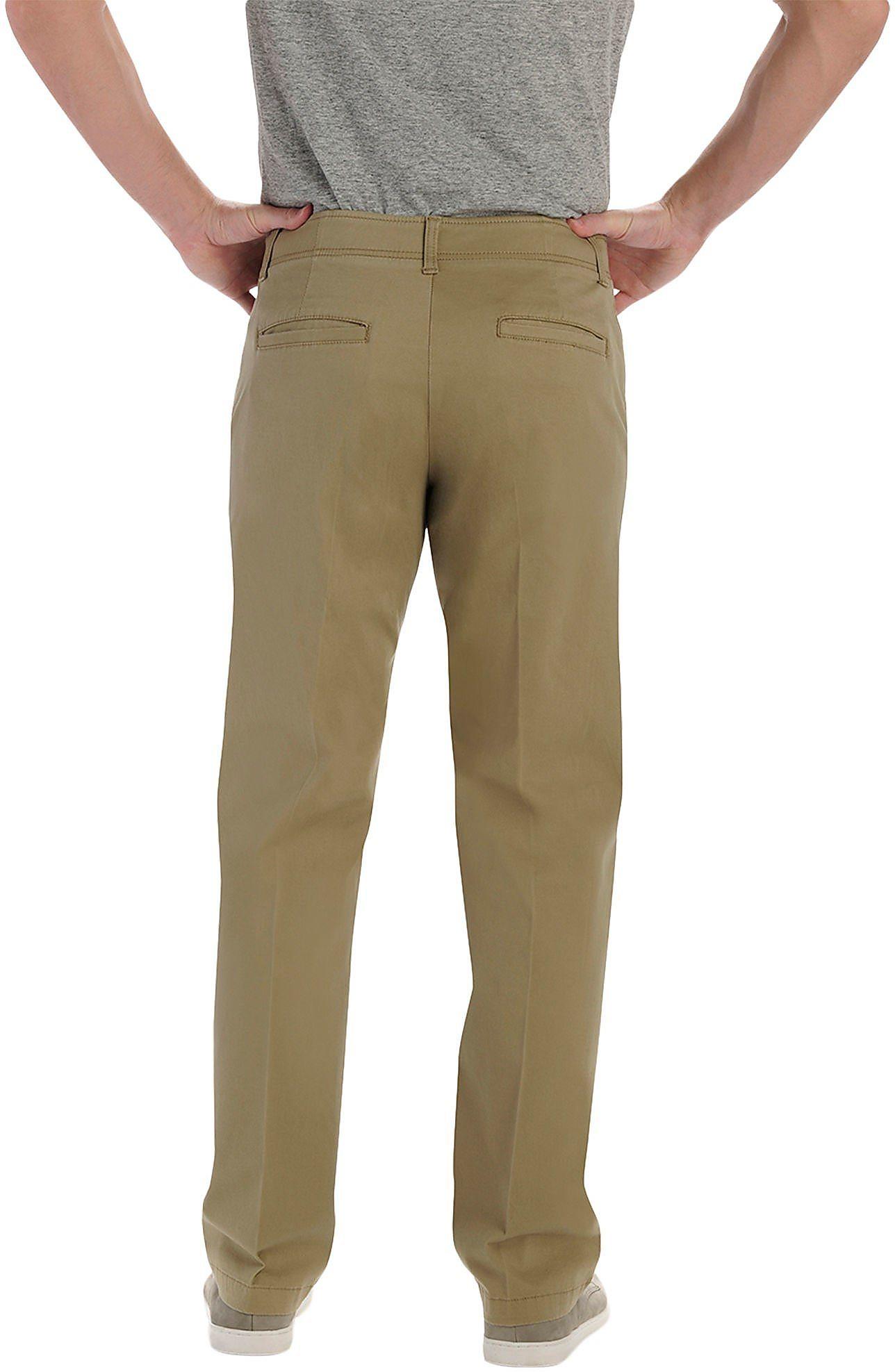 7b1aec13f7a Lee Mens Big   Tall Xtreme Comfort Chino Pants