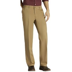 Lee Mens Total Freedom Flat Front Pants
