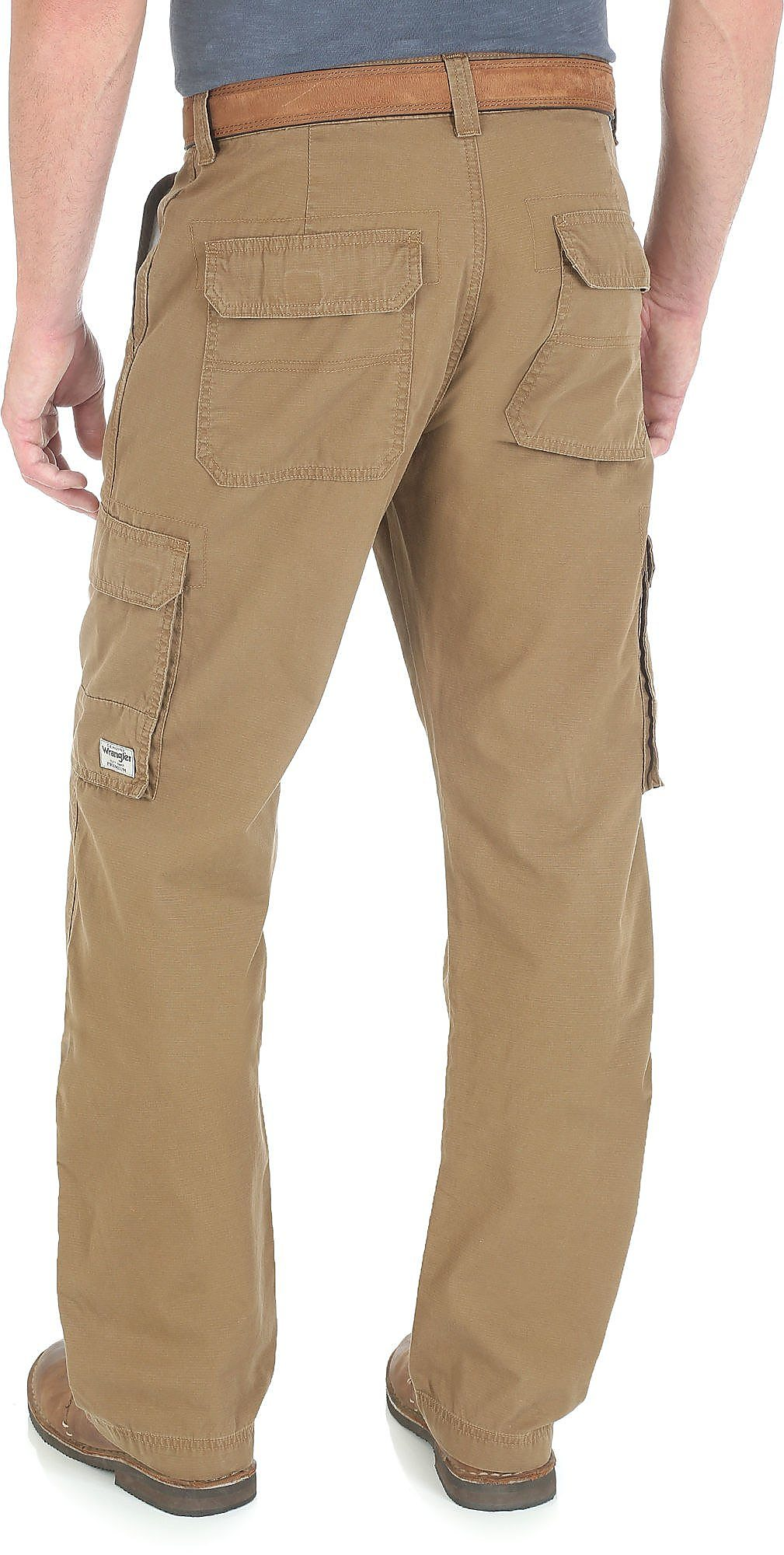 distinctive design quality products detailed images Wrangler Mens Ripstop Cargo Pants