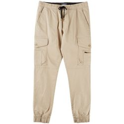 Company 81 Mens Solid Twill Cargo Pants