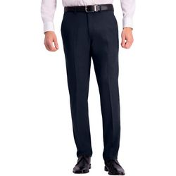 Haggar Mens Active Series Performance Pants